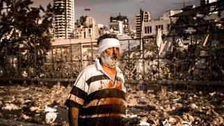 Beyrut'taki Patlamanın Ardından Ölü Sayısı 135'e Yükseldi