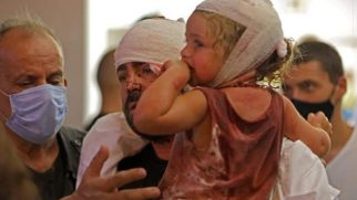 Beyrut'taki Patlamanın Ardından: 100 Ölü, 4 Bin Yaralı