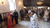 Ekümenik Patrik Bartholomeos, 'Meryem Ana'nın Göğe Yükselişi' Bayramı'nı Gökçeada'da Kutladı