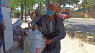 Rus Ortodoks Kilisesi, Kırgızistan'da İhtiyaç Sahibi 500 Aileye Yardım Ulaştırdı