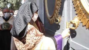 Turkish Armenian Patriarchate Virgin Mary Church Reopened for Worship