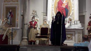 Kadasetli Patrik Sahak II., Bakırköy Dzınunt Surp Asdvadzadzni Kilisesi'nde Kutsal Sunu Ayinine Riyaset Etti