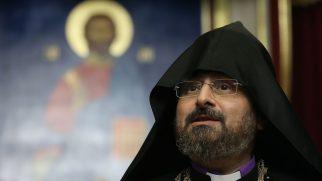 Kadasetli Patrik Sahak II. Lübnan için Yardım Çağrısında Bulundu