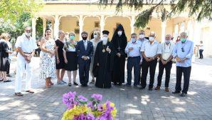 Kınalıada Rum Manastırı'nda Suret Değişimi Kutlamaları