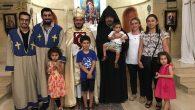 Türkiye Ermenileri Ruhani Kurul Başkanı Hatay Vakıflıköyü'ne Ziyarette Bulundu