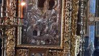 Kapıları Kilitli Manastırda  Theotokos İkonası Kayboldu