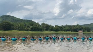 Tayland Kilisesi, 1400'den Fazla Kişinin Vaftizini Kutladı