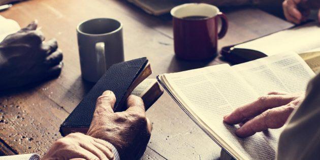 Kilise Üyeleri Birlikte Kitap Okuyacak
