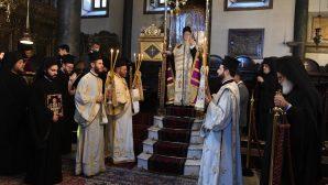 Ekümenik Patrikhane'de Litürjik Takvimin Başlangıcı Ayininde 4 Peder Atandı