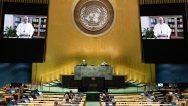 Papa Françesko, Birleşmiş Milletler Genel Kurulu'nda Konuştu