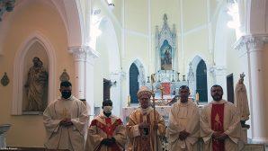 İzmir Karşıyaka Kilisesi'nde Azize Helena Bayramı Kutlandı