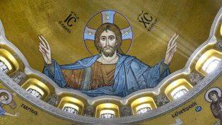Aziz Sava'nın Mozaikleri Tamamlandı