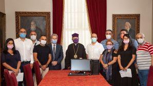 Türkiye Ermenileri Patrikliğinden, Öğrencileri Mutlu Eden Girişim