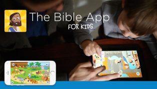 Çocuklar İçin Kutsal Kitap Uygulamasında Rekor
