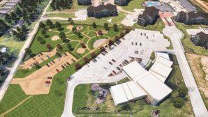 Teksas Kilisesi, Yeni Dua Parkına 14 Metrelik Haç Yerleştirdi