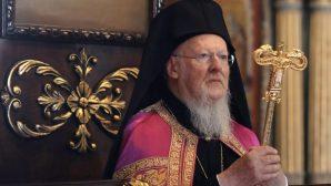 Ekümenik Patrik Bartholomeos: ''Kilise Hayatı, Uygulamalı Bir Ekolojidir''