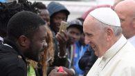 Papa, Göçmenler ve Mülteciler İçin Dua Etti