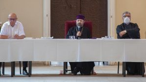 A Meeting about the Earthquake Resistance of the Armenian Minority School Buildings was Held