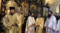 Appointment of Father to St. Nicholas Greek Orthodox Church of Iskenderun
