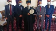 Courtesy Visit from the Association of Protestant Churches to the Ecumenical Patriarchate