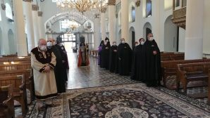 The Festival of Saint Translators was Celebrated with the Holy Mass