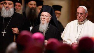 Kardeşlik ve Barış Toplantısında Din Liderler Bir Araya Geldi