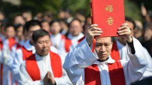 Çin'de İlahilerin Fotokopisinin Çekilmesi Bile Yasaklandı