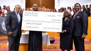 Kilise, Koronavirüs Mağdurları İçin 1 Milyon Dolar Bağışta Bulundu