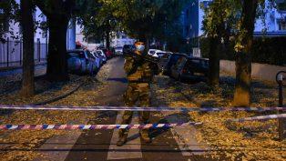 Fransa'da Rum Ortodoks Kilisesi'nde Saldırı