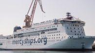 Hristiyan Yardım Kurumu, Dünyanın En Büyük Hastane Gemisini İnşa Etti