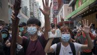 Hong Kong Kiliseleri, Demokrasiyi Savunmaya Çağrıldı