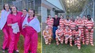 Mississippi Eyalet Hapishanesi'nde 17 Mahkum Vaftiz Edildi