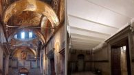 Kariye Müzesi'nin Freksleri Kapatıldı