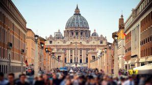 Katolik Kilisesi'nin Dünya Çapında Nüfusu Artıyor