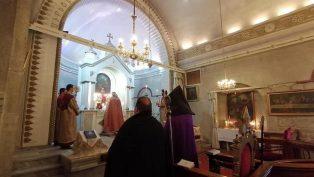 Narlıkapı Surp Hovhannes Kilisesi'nin İsim Günü Kutlandı