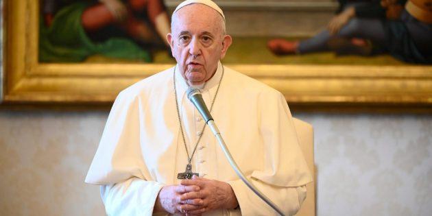 Papa, Amerika'daki Orman Yangınları ve Dağlık Karabağ'daki Barış için Dua Etti