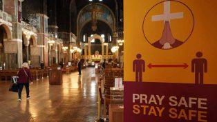Episkopos John Keenan: Kilise, Halka Açık En Güvenli Yerdir