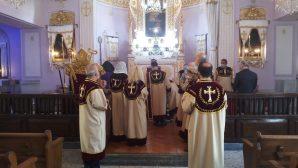Kumkapı Dışı Surp Harutyun Kilisesi'ne Yeni Peder Atandı