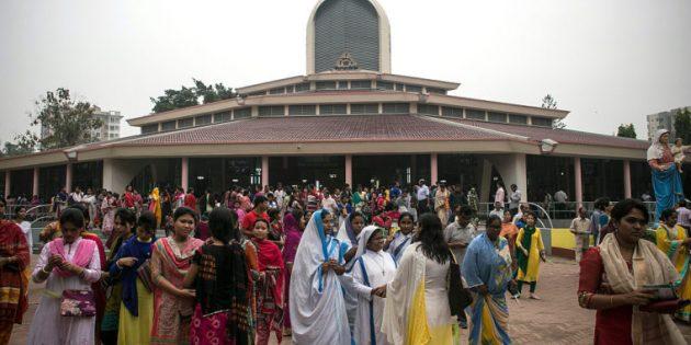 Bangladeş'te Hristiyanların Yaşadığı Köye Saldırı