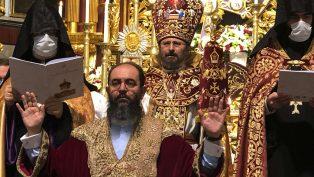 Patrik Sahak II'nin Riyasetinde Rahip Takdisi