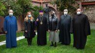 Patrik Sahak II, Elleriyle Zeytin Fidanı Dikti