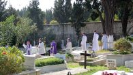 """All Saints' Day"" and ""Day of Remembrance of the Dead"" Masses in Izmir"