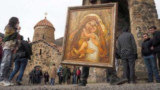 Azerbaycan, Dağlık Karabağ Bölgesi'ndeki Hristiyanları Koruma Sözü Verdi