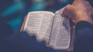Salgın Döneminde Kutsal Kitap Hayati Önem Taşıyor