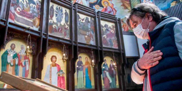 Araştırma: Koronavirüs, İnançlı Kişileri Daha da Tanrı'ya Yaklaştırdı