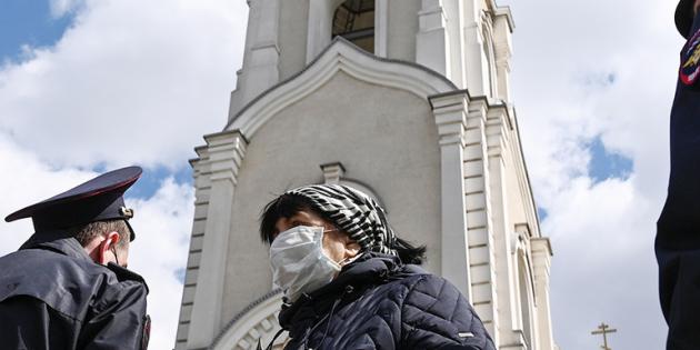 Covid-19 Salgını Kilise İnşaatlarını Durduramadı