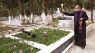 İskenderun'da Ölüler Mezarları Başında Anıldı