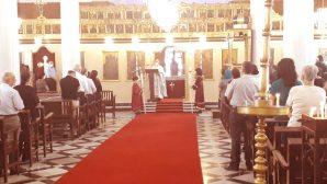 Yusuf Nicholas Papasoğlu, İskenderun'daki Görevine Resmi Olarak Başladı