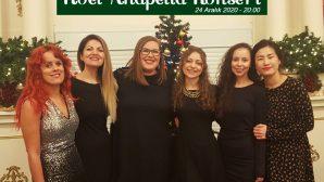 Anadolu Protestan Kilisesi'nden Noel Özel Akapella Konseri