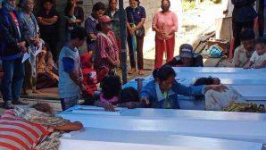 Endonezya'da 4 Hristiyan İnfaz Edildi